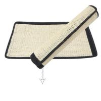 China Pet products Cat Scratcher Toy Natural Sisal cat scratch Mat wholesale