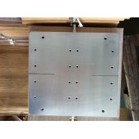 China Vacuum Brazed Compact Plate Fin Heat Exchanger For Wind Power Generator on sale