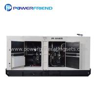 China 200KW 250KVA Silent Diesel Three Phase Generator With Italy IVECO Engine wholesale