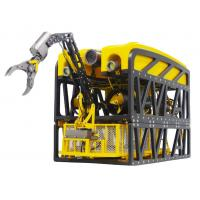 China Deep Sea Working ROV with Manipulator Arm and Basket,VVL-VT1000-6T  1080P HD camera wholesale