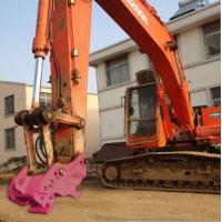 China Excavator Mounted Hydraulic Quick Coupler For Connecting Excavator Attachments wholesale