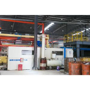 China Professional Construction Building Block Machine-Flexible Control AC380V 5.5kW AAC Block Oiling Machine wholesale