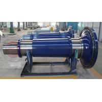 China Steel forgings, rotating and supporting rings, wind power flange, gear rings, tower flange wholesale