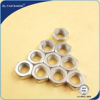 China A2-70 Stainless Steel Nuts Bolts Screws Bolts Nuts Fasteners High Strength wholesale