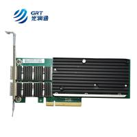 Buy cheap FPGA programmable NIC Network Accelerating Card 8 port development board from wholesalers