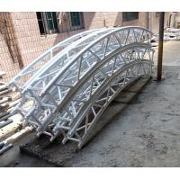 Quality Heavy Duty Aluminum Roof Truss System WIth PVC Material Roof Tent , Aluminum for sale