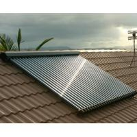 China 30 Tubes Manifold solar collector for solar heating wholesale