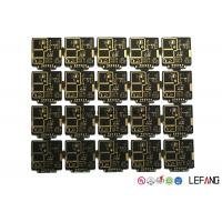China Custom 1.0 Mm 4 Layers High Frequency PCB Double Sided with ENIG Surface wholesale