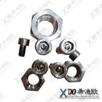 China Inconel600 stainless steel China bolt and nut hex nut M6-M64 wholesale