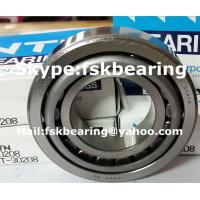 Quality Pile Driving Machinery Bearings Single Row NTN Brand 32204 Tapered Roller Bearings for sale