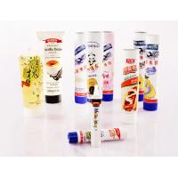China Industrial Laminated  Food Packaging Tubes For Cheese / Sauce / Fruit Sauce / Beverage , 60mm - 210mm Length wholesale