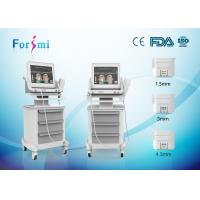 China Popular wrinkle removal professional beauty HIFU Face Lift Machine with factory price wholesale
