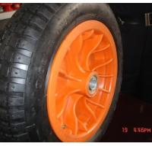 China Wheelbarrow rubber Wheel 300-8 wholesale