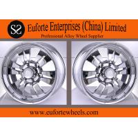 China 18 x 8.5inch 4 x 4 Off Road Wheels Chrom Double 6 Sppoke Aluminum Wheels wholesale