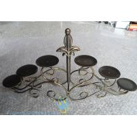 China CH (59) Metal candle holder parts wholesale