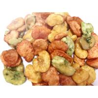 China Seaweed Coated Mixed Flavors Fava Bean Chips Fried Crispy 10- 12kg / CTN wholesale