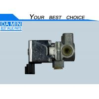 China Multifunction ISUZU Auto Parts , Magnetic Valve 1825638712 Hang In Frame And Gantry Versatility wholesale