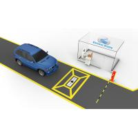 China Waterproof Under Vehicle Surveillance System With High Resolution Scanning Camera on sale