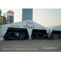 China 15 X 50 Meter White Color Movable Outdoor Tents For Sporting Events 500 People wholesale
