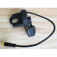 Buy cheap Custom Made Thumb Throttle For Electric Bike Spares Easy And Quick To Replace from wholesalers