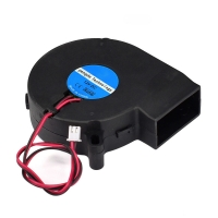 China 80*73mm 12V 0.18A Thick 25mm 3D Printer Blower Fan For Ultimaker DIY wholesale