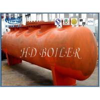 China Super Custom Design Steam Drum For Power Station Cfb Boiler Alloy Steel on sale