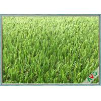 UV Resistance PE Synthetic Grass Carpet , Professional Artificial Turf For Homes