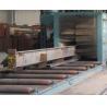Buy cheap Steel Profile Shot Blasting Machine from wholesalers