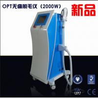 China Beauty Salon Painless IPL Beauty Machine Radio Frequency SHR With Light Technology wholesale