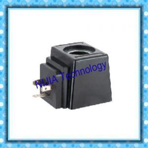 China Fuel Solenoid Valve Oil Pressure Valve Coil AC110V 25VA DIN43650A wholesale