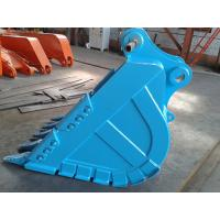 China Reliable Lingong Hydraulic Excavator Rock Bucket LG6150E With Standard Arm wholesale