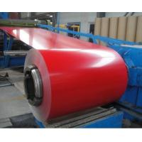 China PE / PVDF Coated Aluminum Coil RAL Color For Outdoor Decoration ISO9001 Approval wholesale