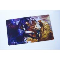 China Rectangle Rubber Mousemat Heat Resistant Mouse Pads For Gift wholesale