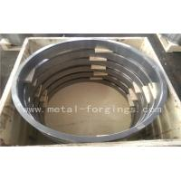 China Custom Stainless Steel Rings / Forging Products X10CrMoVNb9-1 1.4903 wholesale