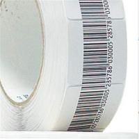 China EAS System 8.2mhz EAS Anti theft Alarm eas system rf woven security label wholesale