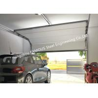 China Motorized Industrial Garage Doors With Remote Control Quick Response Doors Fire Emergency Use wholesale