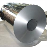 China Double Zero Aluminum Foil Roll CurtainWallPlate For Decoration , Covering wholesale