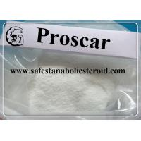 China Proscar hair loss treatment Raw Steroid Powders hormone Finasteride CAS 98319-26-7 wholesale
