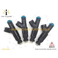 China Ford Focus Fuel Injector Anti Pollution , OEM L301-13-250A Mazda Fuel Injector wholesale