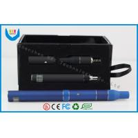 China Pen Style Ago Dry Herb Vaporizer Lcd 1500 Puffs Healthy E Cigarettes wholesale