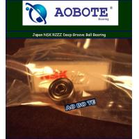 China Deep Groove NSK Ball Bearing R2ZZ With Single Row ABEC 4 wholesale