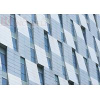 Quality Customized A1100 / 3003 /5052 Aluminium Wall Panels For Curtain Wall Decoration for sale