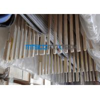 China TP321 / 321H U Bend Welded round metal tube For Boiler , ASTM A269 wholesale