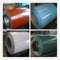 Wholesale JIS G3312 Hot Dipped Prepainted Galvanized Steel Coil , Color Coated Steel Coil from china suppliers