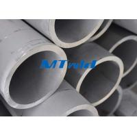 China ASTM A789 / A790 1.4462 / 1.4410 Stainless Steel Welded Pipe With Annealed & Pickled Surface wholesale