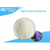 Buy cheap CAS 5289-74-7 Powdered Natural Herbal Extract Hydroxyecdysone Powder from wholesalers