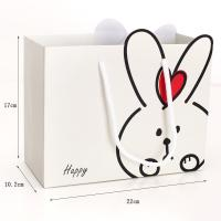 Wholesale custom promotional fancy full color  paper gift bag  packages facotry from china suppliers