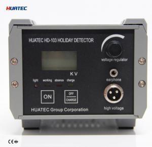 China 0.05-10mm 0.2-30KV Digital Display Porosity Holiday Detectors HD-103 Spark Detector wholesale