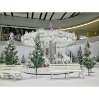 China Indoor Holiday Living Carousel Amusement Park Kids And Adult Rides Carousel wholesale