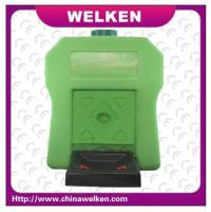 China New Style, Safety Green Color ,Non-toxic Polyethylene Emergency Shower Portable Eyewash on sale